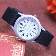 Load image into Gallery viewer, 2019 JINNAIER new famous brand men children boys girls fashion cool quartz Saber watches students canvas electronic Wrist watch