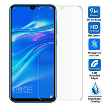 Load image into Gallery viewer, 2pcs Tempered Glass for Huawei Honor 10i 8A 10 Lite 8C 8X Play P20 P30 Pro P Smart 2019  Protective Film Screen Protector