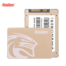 Load image into Gallery viewer, KingSpec HDD 2.5 Inches SATA 32GB 64GB 90GB 120GB 240GB SSD 1TB 128GB 180GB 256GB 360GB 480GB 512GB 960GB SSD Hard Drive Disco