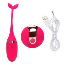 Load image into Gallery viewer, Wireless Remote Control Vibrating Bullet Eggs Vibrator Sex Toy for Woman USB Recharging Clitoris Stimulator Vaginal Massage Ball