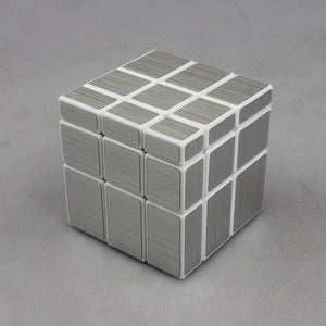3x3x3 Magic Mirror Cube Professional Gold silver Cubo Magico Cast Coated Puzzle Speed Twist Learning And Education Toys