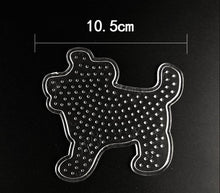 Load image into Gallery viewer, 5mm Hama Beads Pegboard Toy DIY PUPUKOU Beads tool Educational Tangram Jigsaw Puzzle Template Kids Toy