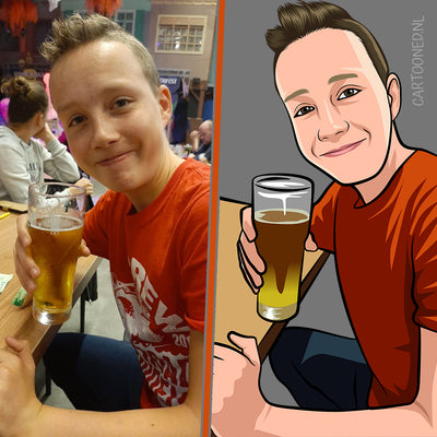 Cartoon Me (1+1 GRATIS)