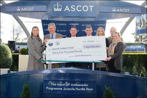 Ascot Racecourse Supports
