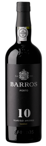 10 Year Old Tawny Port, Barros, Douro, Portugal