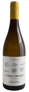 Albariño 'Coral do Mar' 2019, Pazo do Mar, Rías Baixas, Spain