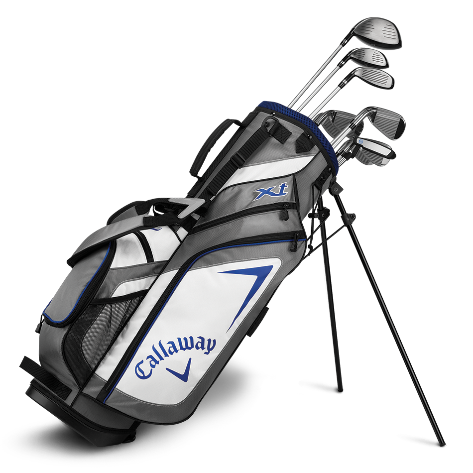 Callaway Set Completo XT Junior 10 Pzas