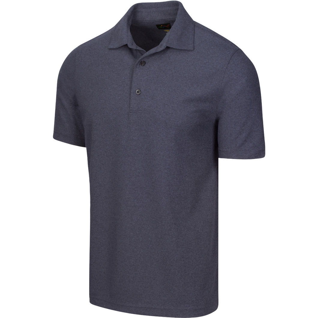 Greg Norman Playera Protek Heathered