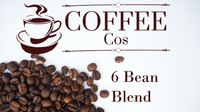 Coffee Cos 6 Bean Blend Coffee