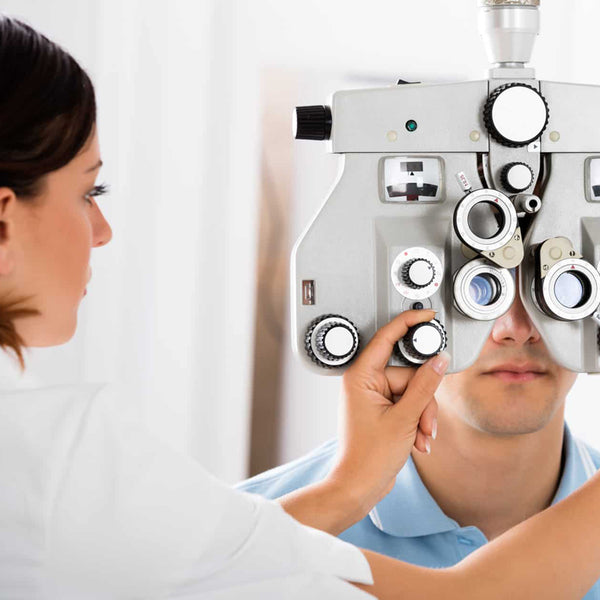Professional Eye Exams Available
