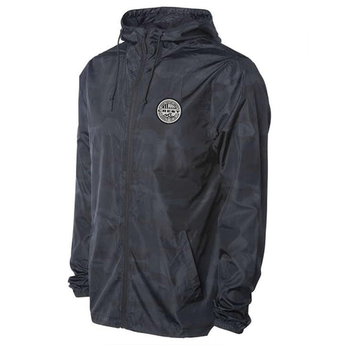 Crest American Circle Men's Windbreaker