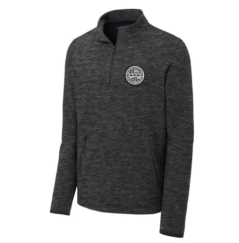 Crest American Circle Men's Quarter Zip