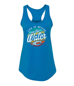 Crest On The Water Women's Tank