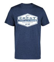 Load image into Gallery viewer, Crest Sign Unisex Tee