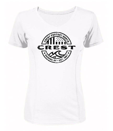 Crest American Circle Women's Performance T-Shirt