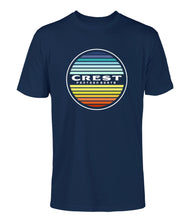 Load image into Gallery viewer, Crest Color Circle Unisex Tee