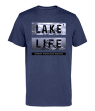 Load image into Gallery viewer, Lake Life Unisex Tee