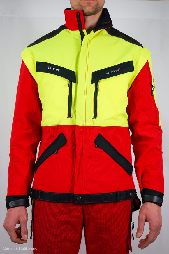 Giacca Pfanner Forest Jacke