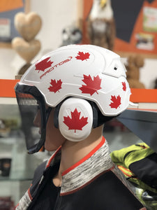 Casco Protos Integral Forest Canadese