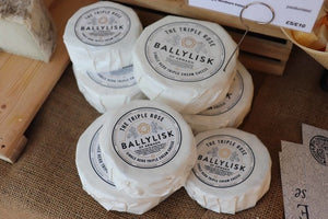Heritage Cheese - Ballylisk Triple Rose 100g