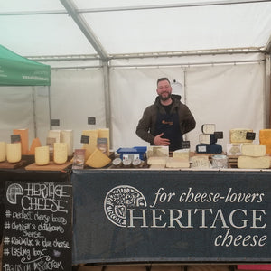 Heritage Cheese - Speciality Box