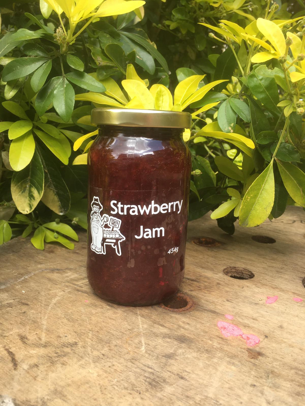 Ted's Veg - Strawberry Jam