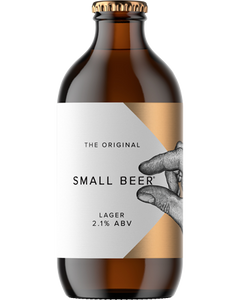 Small Beer - Lager