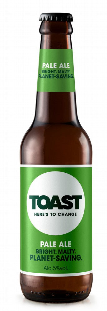 Toast Ale - PALE ALE Pack of 12
