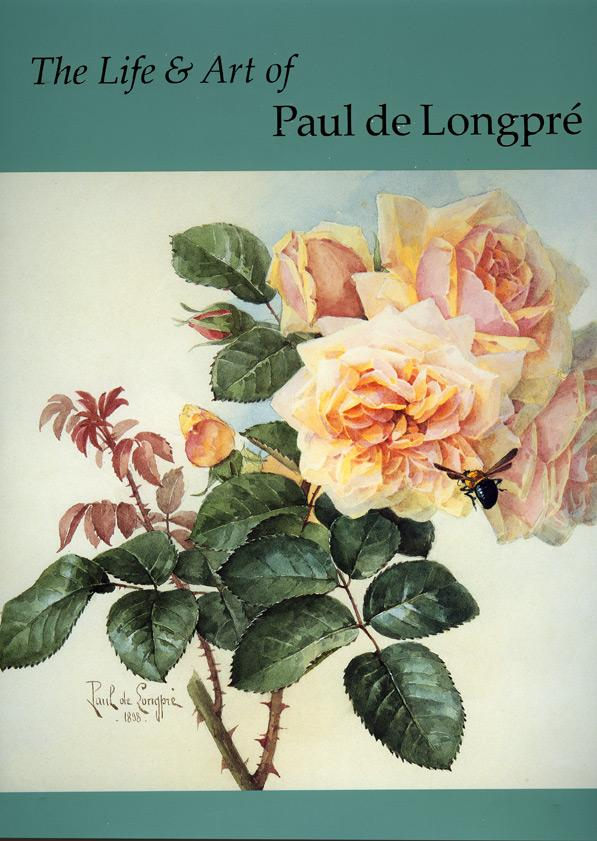 The Life and Art of Paul DeLongpre, published in 2001 (Hardbound)