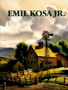 Emil Kosa, Jr, published in 1990 (Hardbound)
