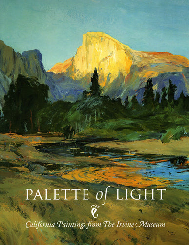 Palette of Light: California Paintings from the Irvine Museum, published in 1995 (Softbound)