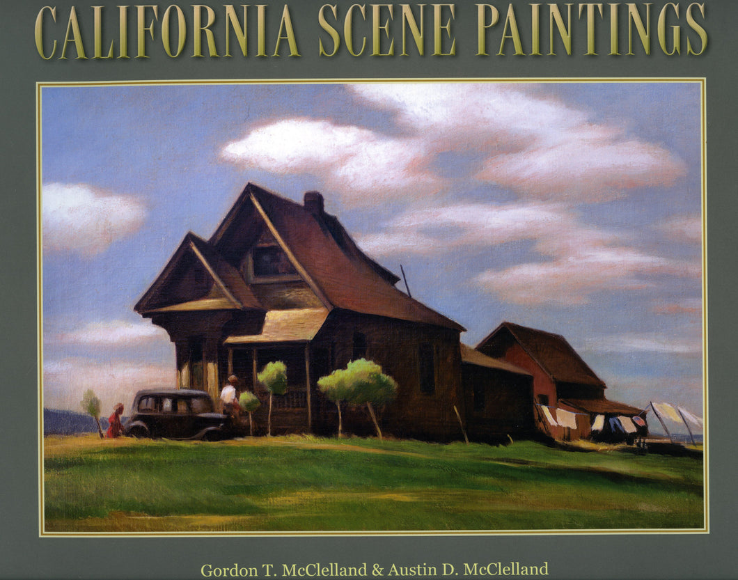 California Scene Paintings, published in 2013 (Hardbound)