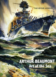 Arthur Beaumont, Art of the Sea, published in 2016 (Hardbound)