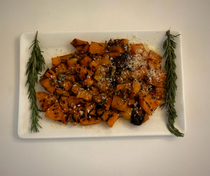 Roasted Butternut Squash (Serves 2)