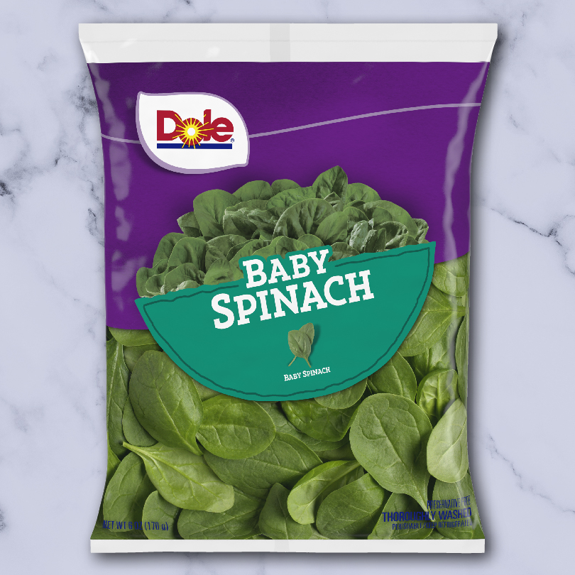 Baby Spinach / 6 oz