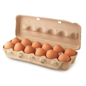 Brown Eggs / 12 Medium Cage Free