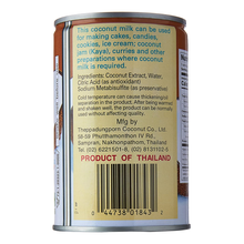 Load image into Gallery viewer, Chaokoh Coconut Milk /13.5 fl oz
