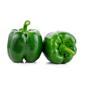 Green Bell Pepper / 1 pc