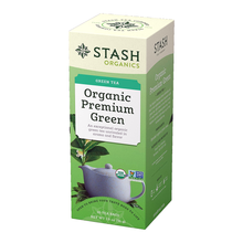 Load image into Gallery viewer, Organic Premium Green Tea / 1 box-30 count