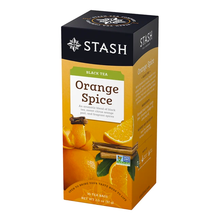 Load image into Gallery viewer, Orange Spice Black Tea / 1 box-30 count