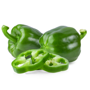 Organic Green Bell Pepper / 1 pc