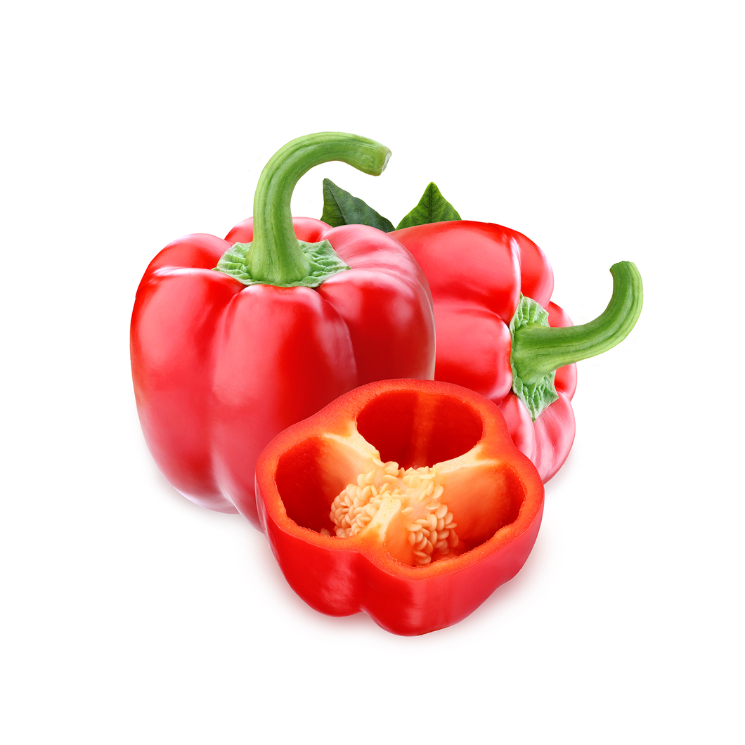 Red Bell Pepper / 1 pc