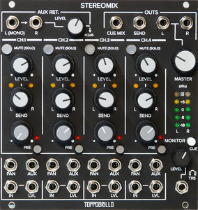 Stereomix 2 (Black Panel) out of stock. email to pre-order.