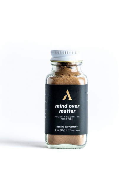 Mind Over Matter Herbal Blend For Focus