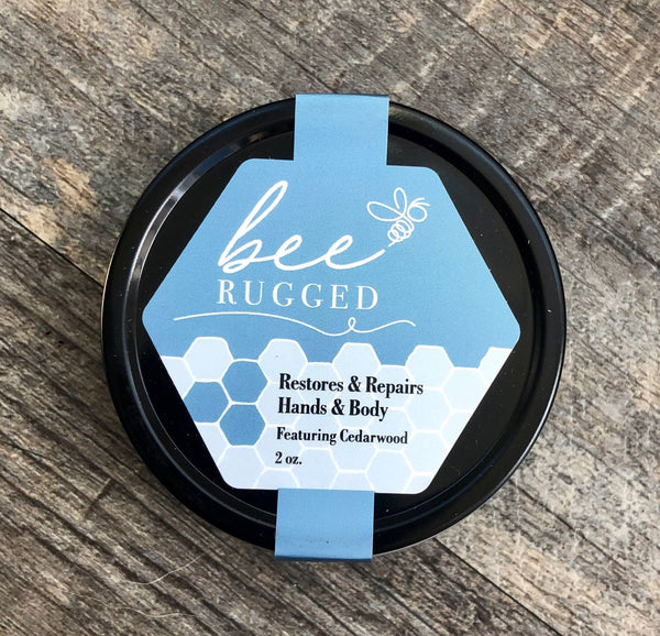 Beeswax Hand And Body Balm | bee rugged