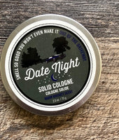 Solid Cologne | Date Night Scent