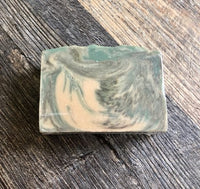Hand-Cut Goat Milk Soap | Twig & Berries Scent