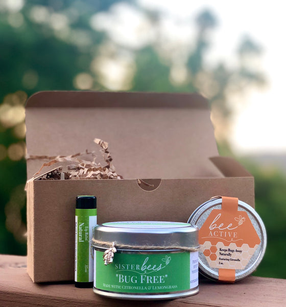 Beeswax Gift Set | bee Outdoorsy