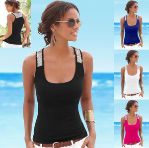 Summer Women's Casual Tank Tops