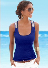 Load image into Gallery viewer, Summer Women's Casual Tank Tops